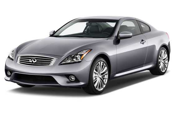 Slide 1 of 14: 2009 Infiniti G37 Coupe