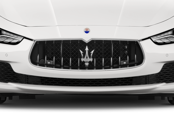 Slide 1 of 25: 2014 Maserati Ghibli