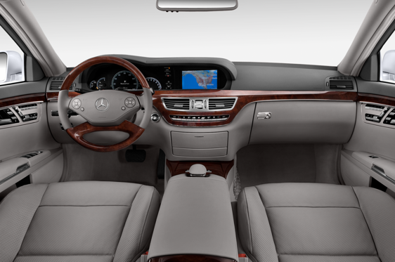 Slide 1 of 25: 2010 Mercedes-Benz S-Class