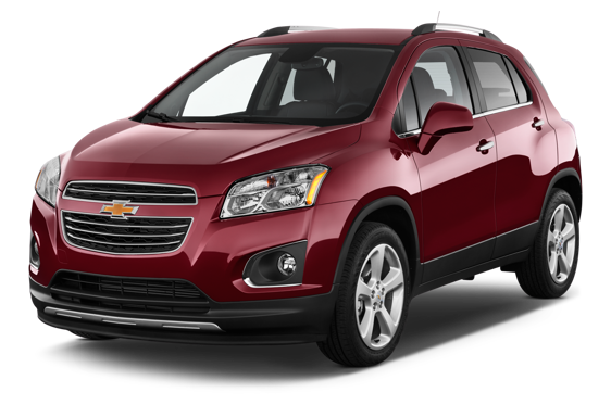 Slide 1 of 14: 2015 Chevrolet Trax