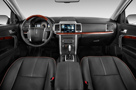 Slide 1 of 11: 2012 Lincoln MKZ