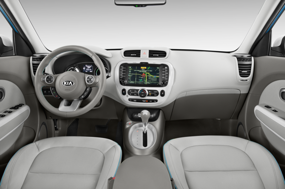 Slide 1 of 11: 2016 Kia Soul EV