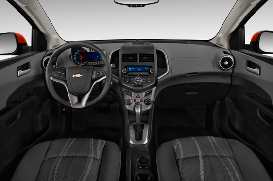 Slide 1 of 11: 2015 Chevrolet Sonic