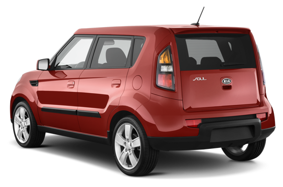 Slide 1 of 25: 2010 Kia Soul