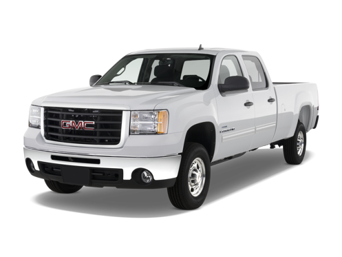 Slide 1 of 14: 2009 GMC Sierra 2500HD