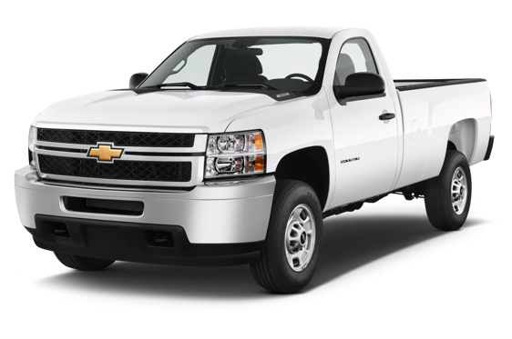 Slide 1 of 14: 2013 Chevrolet Silverado 2500HD