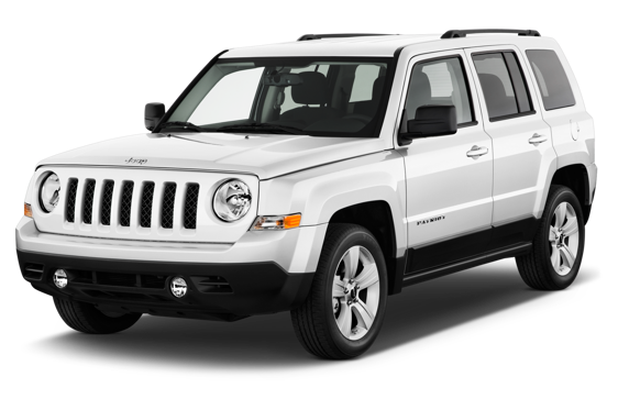 Slide 1 of 14: 2012 Jeep Patriot