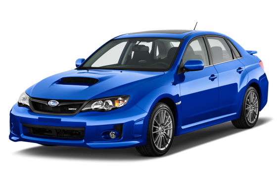 Slide 1 of 14: 2011 Subaru WRX