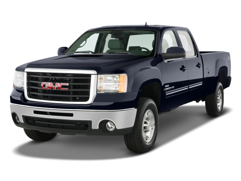 Slide 1 of 14: 2009 GMC Sierra 3500