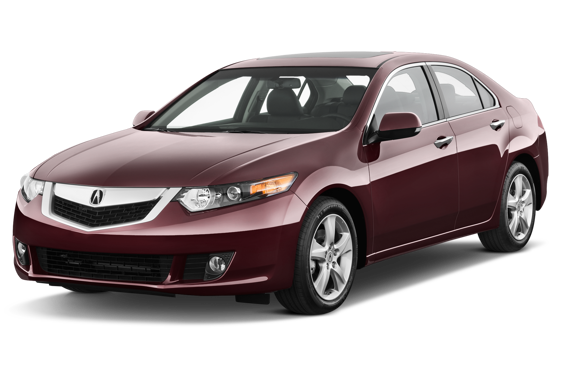 Slide 1 of 14: 2010 Acura TSX
