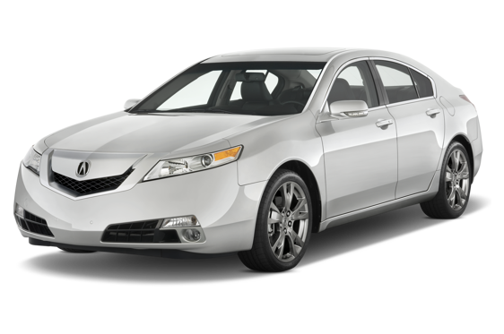 Slide 1 of 14: 2010 Acura TL
