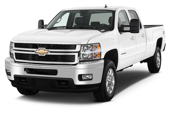 Slide 1 of 14: 2013 Chevrolet Silverado 3500HD