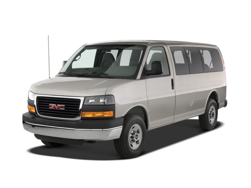 Slide 1 of 14: 2009 GMC Savana