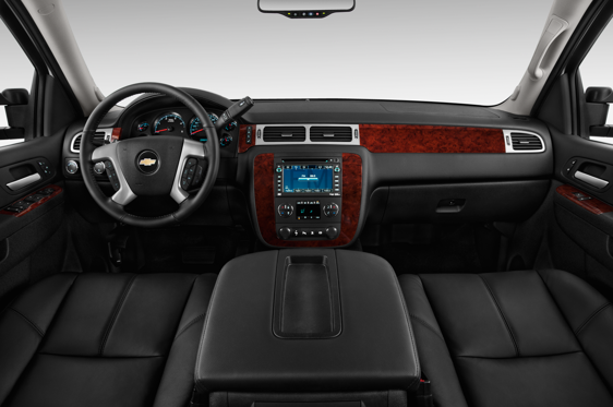 Slide 1 of 11: 2013 Chevrolet Silverado 3500HD