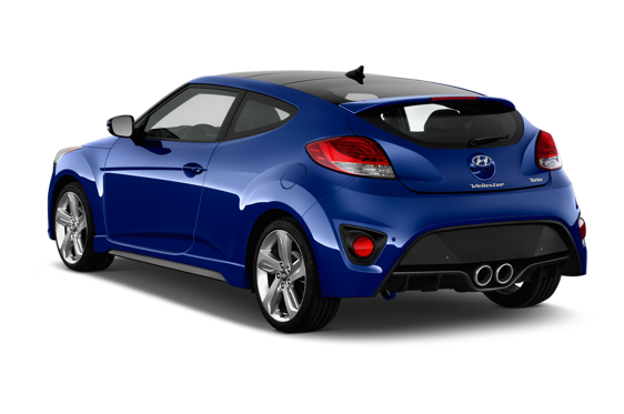 Slide 2 of 14: 2014 Hyundai Veloster