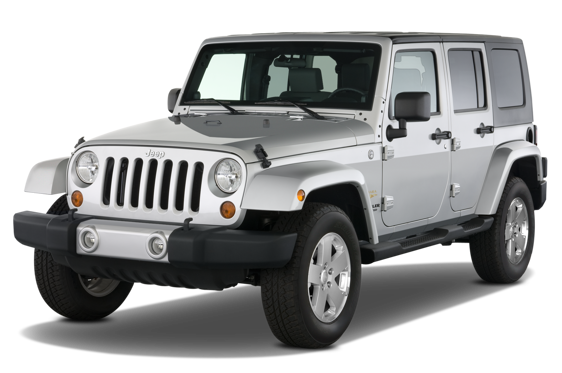 Slide 1 of 14: 2010 Jeep Wrangler Unlimited