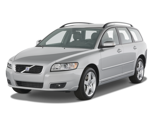 Slide 1 of 14: 2009 Volvo V50