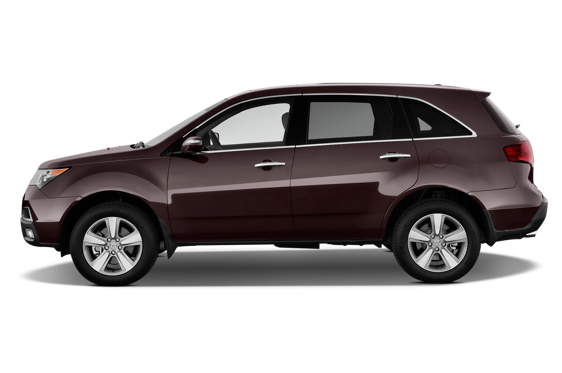 Slide 1 of 25: 2010 Acura MDX