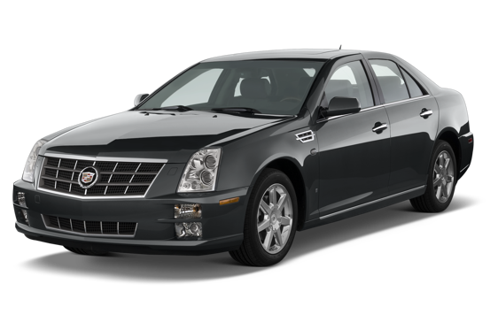 Slide 1 of 14: 2011 Cadillac STS