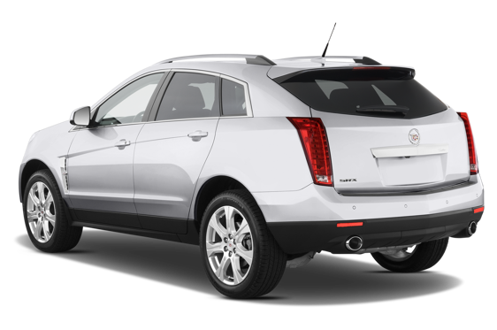 Slide 2 of 14: 2011 Cadillac SRX