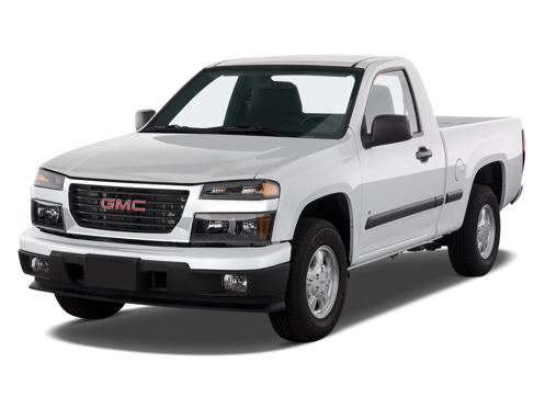 Slide 1 of 14: 2009 GMC Canyon
