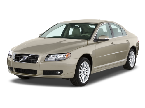 Slide 1 of 14: 2009 Volvo S80