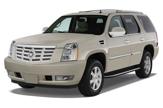 Slide 1 of 14: 2011 Cadillac Escalade