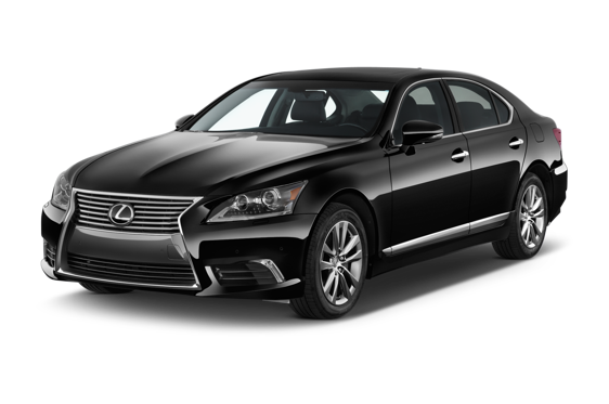 Slide 1 of 14: 2015 Lexus LS 460 AWD