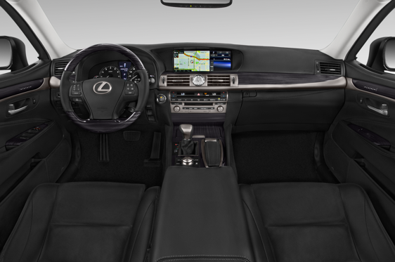 Slide 1 of 11: 2015 Lexus LS 460 AWD