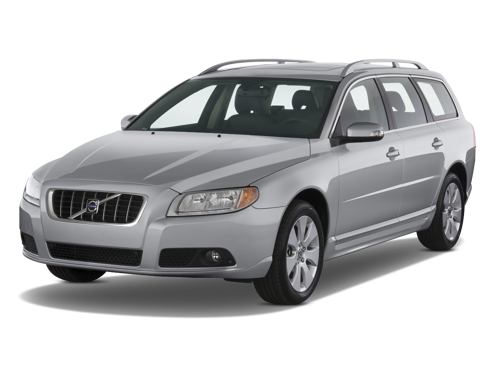Slide 1 of 14: 2009 Volvo V70