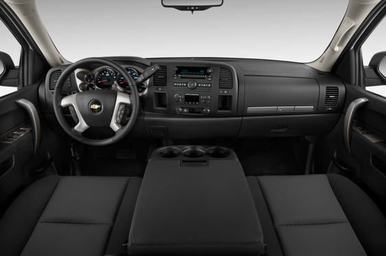Slide 1 of 11: 2013 Chevrolet Silverado 2500HD