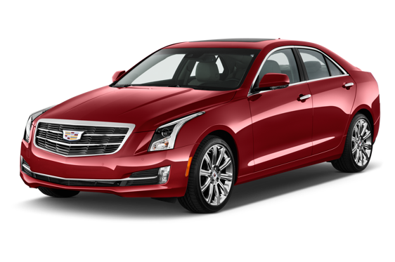 Slide 1 of 14: 2016 Cadillac ATS