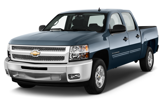 Slide 1 of 14: 2013 Chevrolet Silverado 1500