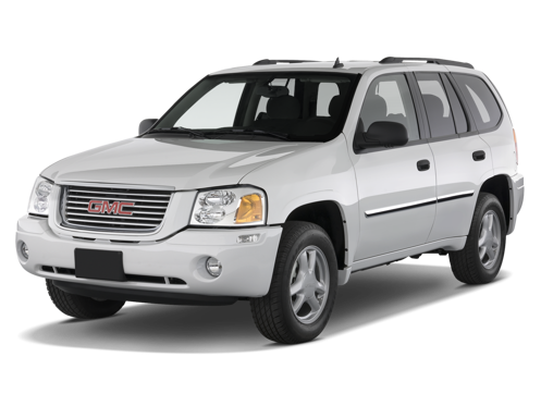 Slide 1 of 14: 2009 GMC Envoy