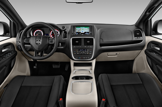 Slide 1 of 11: 2016 Dodge Grand Caravan