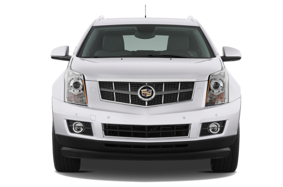 Slide 1 of 24: 2011 Cadillac SRX