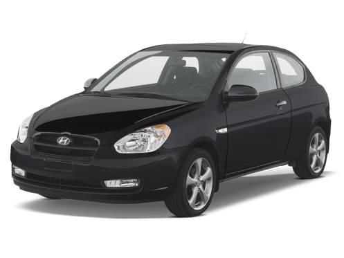 Slide 1 of 24: 2010 Hyundai Accent