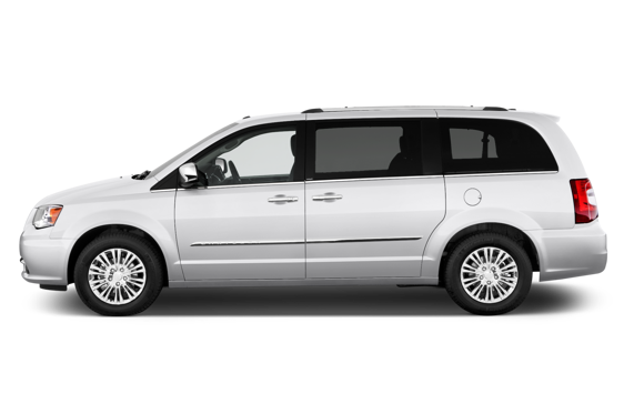 Slide 1 of 25: 2016 Chrysler Town & Country