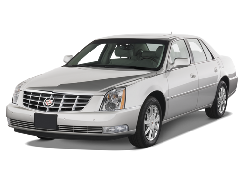 Slide 1 of 14: 2011 Cadillac DTS