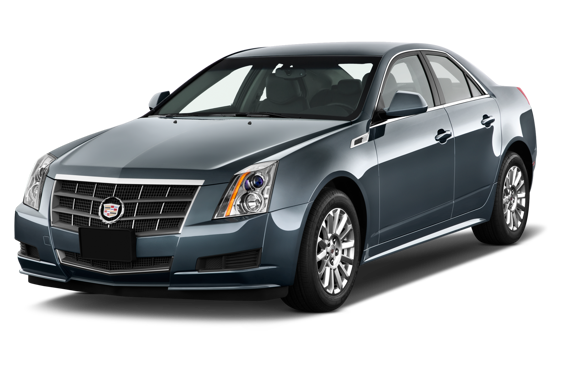 Slide 1 of 14: 2011 Cadillac CTS