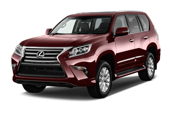Slide 1 of 14: 2015 Lexus GX 460