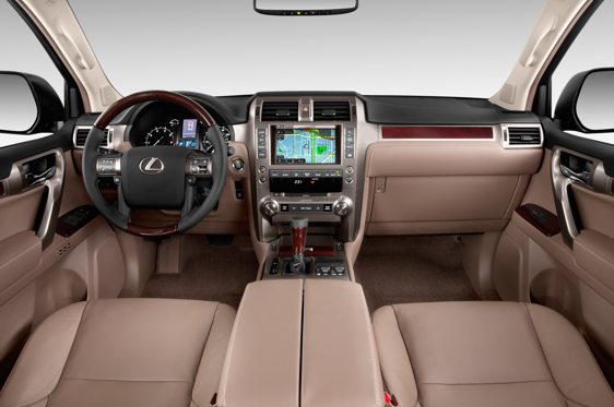 Slide 1 of 11: 2015 Lexus GX 460