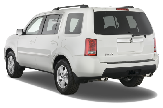 Slide 1 of 24: 2010 Honda Pilot
