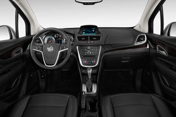 Slide 1 of 11: 2016 Buick Encore