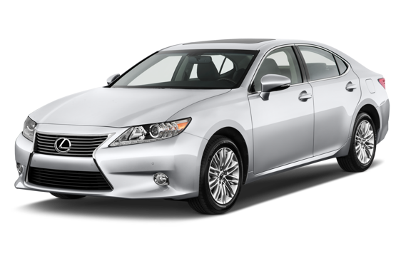 Slide 1 of 14: 2015 Lexus ES 300h