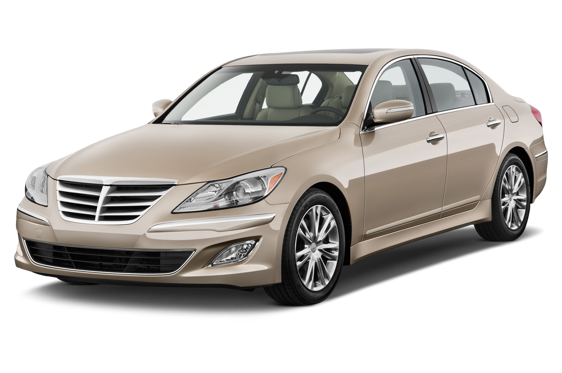 Slide 1 of 14: 2012 Hyundai Genesis
