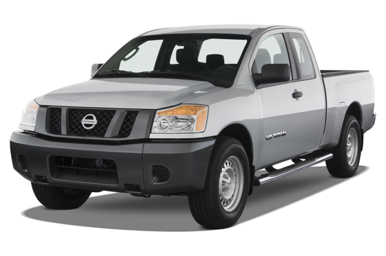 Slide 1 of 14: 2011 Nissan Titan