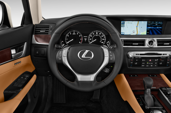 Slide 1 of 25: 2015 Lexus GS 350