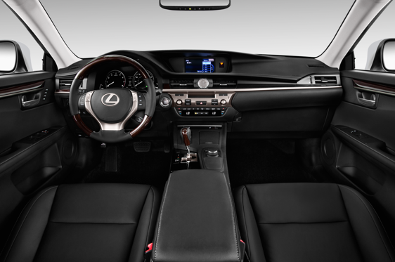 Slide 1 of 11: 2015 Lexus ES 300h