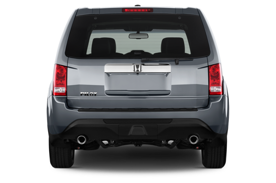 Slide 1 of 25: 2014 Honda Pilot